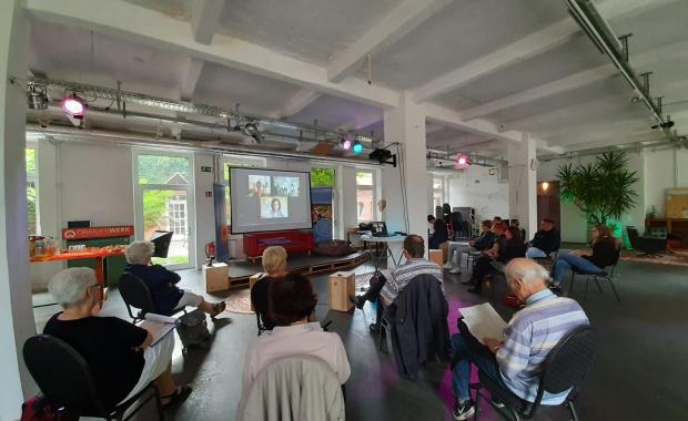 Der Begleitausschuss der Partnerschaft für Demokratie im Landkreis Oberhavel hat sich am 22. Juni getroffen.