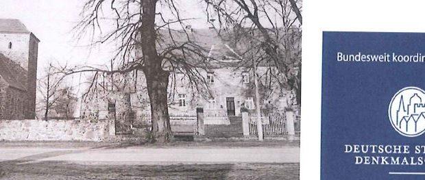 """Motiv """"Festem Haus"""" zum Tag des Offenen Denkmals in Badingen"""